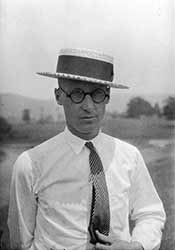 Photo of John T. Scopes