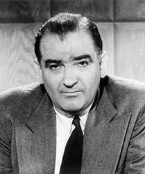 Portrait of Senator Joseph McCarthy